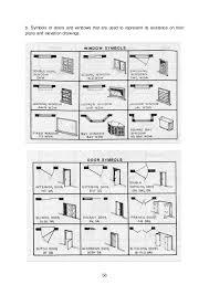 Kitchen Symbols For Floor Plans Window Drawing Symbols U0026 How To Read A Floor Plan
