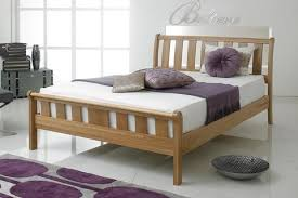cavendish solid oak bed frame 5ft king size the oak bed store