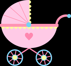 pink baby carriage clipart free download clip art free clip