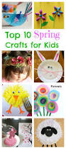 spring crafts for kids flower crafts animal crafts bird crafts