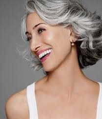 how to get gorgeous salt and pepper hair beauty grey hairstyle gray hair and haircuts