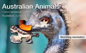 jigsaw puzzles aust animals android apps on google play