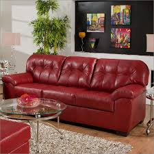 Bonded Leather Sofa 9569 Soho Bonded Leather Sofa By Simmons Upholstery And Casegoods