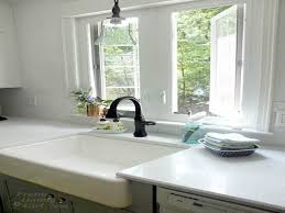 Window Over Sink In Kitchen by Window Over Kitchen Sink Casement Window Over Sink Plant Shelf