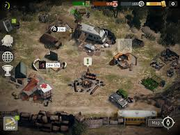 Walking Dead Google Map The Walking Dead No Man U0027s Land U0027 Guide How To Play The Game