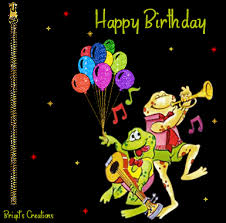 Happy Birthday Wishes Animation For Photo Collection Animated Happy Birthday Screensavers