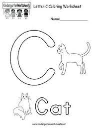 letter d coloring worksheet for kids in preschool or kindergarten