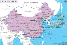 china on a map map of china and china map