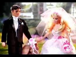 barbie u0026 ken bride u0026 groom doll wedding tv ad 2008