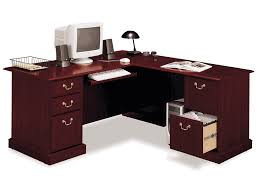 Computer Desk With Hutch Cherry by L Shaped Computer Desks All About House Design Elegant Computer