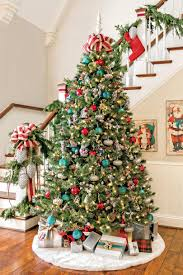 vintage christmas tree christmas tree ideas for every style southern living