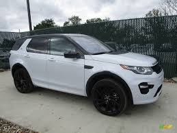 hse land rover 2017 2017 yulong white metallic land rover discovery sport hse luxury