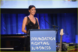 Foundation Fighting Blindness Leonardo Dicaprio Shows Support At Foundation Fighting Blindness
