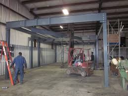 overview of the prefabricated mezzanine installation a mezz blog