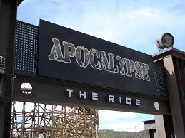 Six Flags Scary Rides Behind The Thrills Need Some Luck The 13 Best Rides With An