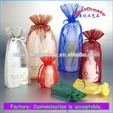 organza bags wholesale china wholesale gift jewelry cosmetic organza bag with logo ribbon