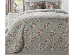 n drapes penelope coral bedspread