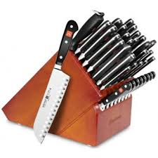 Kitchen Knives Wusthof Wusthof Classic 36 Knife Set W Block By Wusthof Knives 8736