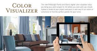 wondrous design paint color visualizer home designing