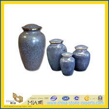 cheap urns cheap grey granite ash memorials cremation urn yqg
