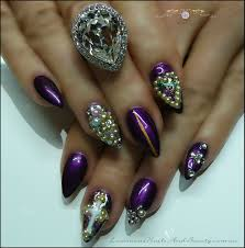 nail designs with diamonds and pearls pearl rings on your nails