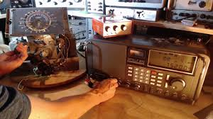 Crosley Radio Parts Vintage Deforest Crosley Shortwave Radio Vs Grundig Satellit 800