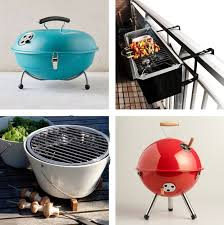 Backyard Grill Charcoal Walmart by Best Charcoal Grills Perfectly Portable To Huge Apartment Therapy