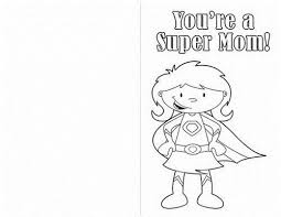 day cards for kids easy printable mothers day cards ideas for kids family