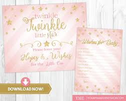 wishes for baby cards twinkle twinkle wishes for baby card well wishes