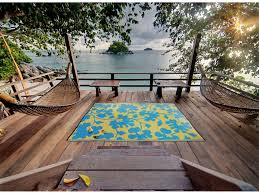 Outdoor Recycled Plastic Rugs Outdoor Rug Wonderful Natural Outdoor Rug Allen Roth Telgany