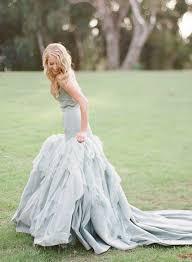 Blue Wedding Dress 23 Slate And Dusty Blue Wedding Ideas Deer Pearl Flowers
