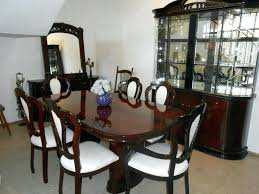 Solid Wood Formal Dining Room Sets Italian Furniture Dining Table U2013 Zagons Co