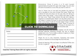 top 3 adaptable soccer attacking shooting sessions coaches