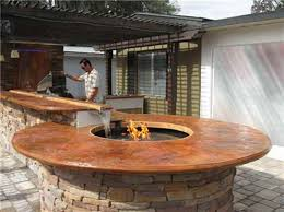 Outdoor Kitchen Designs With Pizza Oven by Covered Outdoor Kitchens Image Above Is Section Of Easy Ways To