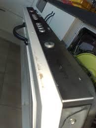 ikea cuisine lave vaisselle porte cuisine lave vaisselle intégrable qui cloque à juste 1 an