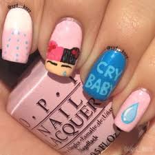 Baby Nail Art Design Best 20 Kawaii Nail Art Ideas On Pinterest Kawaii Nails Cat