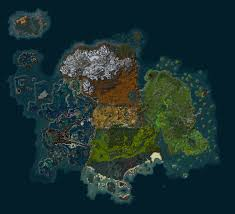 World Of Warcraft Maps by Cartes De Mists Of Pandaria World Of Warcraft