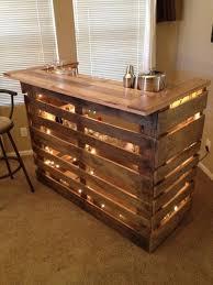 Diy Breakfast Bar Table Best 25 Diy Bar Ideas On Pinterest Bar Diy Pallet Bar And Man