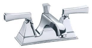Memoirs Faucet Best Offer Kohler K 452 4v Cp Memoirs Centerset Lavatory Faucet
