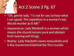 themes of macbeth act 2 scene 1 macbeth appearance vs reality ppt video online download