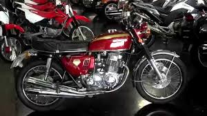 vintage honda 1970 honda cb750 k0 for sale walk around honda of chattanooga