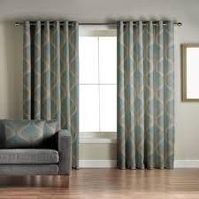 Teal Curtains Jeff Banks Home Cyrus Teal Lined Eyelet Curtains Debenhams