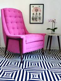 Pink And Black Rugs Roundup 10 Amazing Diy Painted Rug Projects Curbly