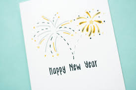 new year cards new year card 2018 new year card handmade with new design