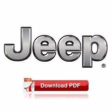 jeep repair manual jeep repair manual ebay