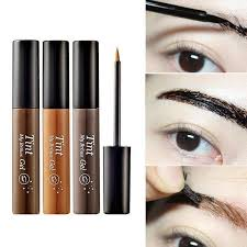 makeup artist classes online free makeup brown eyebrow gel cejas make up crayon sourcils waterproof
