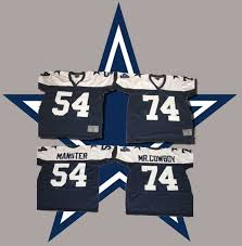 cowboys thanksgiving mike mosh the jersey man