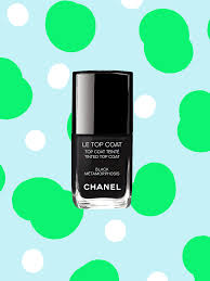 new chanel top coat review color changing polish