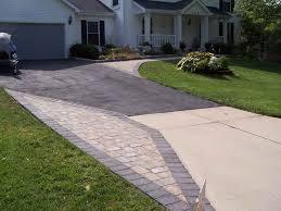 Asphalt Driveway Paving Cost Estimate by Driveway Pavers Cost Garden Design