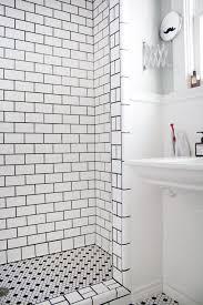 white subway backsplash bathroom interior white subway tile backsplash with dark grout